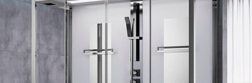 Cabine doccia multifunzione idromassaggio